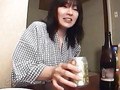 Blowjob, Cumshot, Hairy, Japanese
