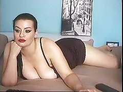 Big Boobs, Big Butts, Russian, Webcam