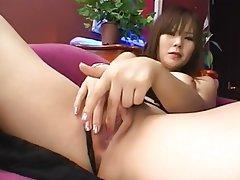 Japanese, Masturbation, Pornstar