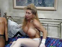 Anal, Brünette, Lesbisch, Grosse Boobs