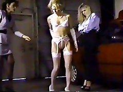 BDSM, Femdom, Lesbisch, Tracht Prügel