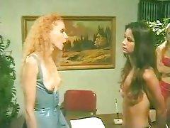 BDSM, Femdom, Lesbian, Redhead