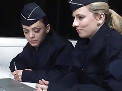 Blondýna, Černovlásky, Francie, Lesbičky